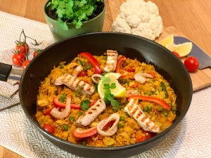 Low Carb Paella