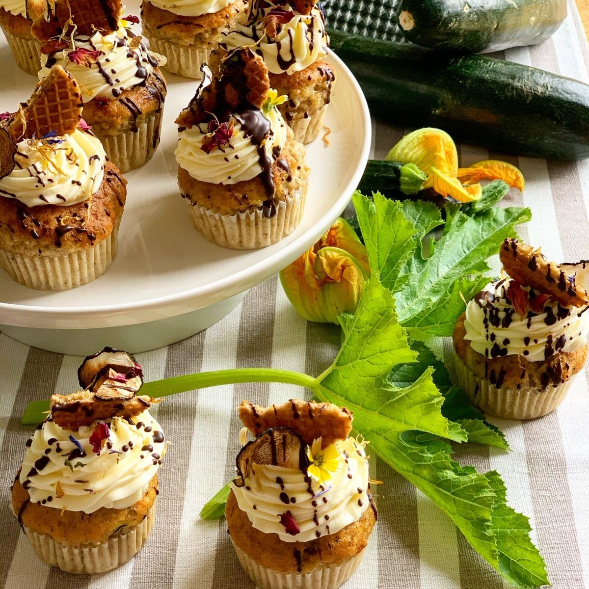 Zucchinicupcake