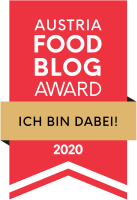 Logo Austrian Food Blog Award 2020