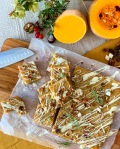 Pumkin Spice Blondies